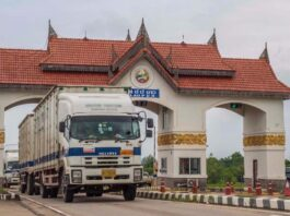 Laos records trade deficit in May