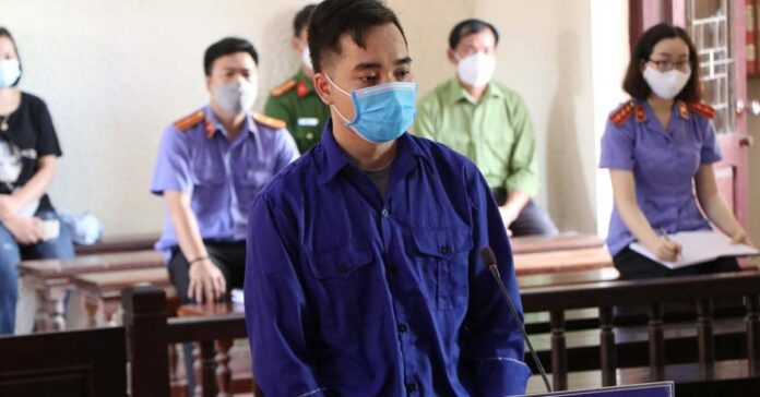 Vietnamese man sentenced to 18 months jail for spreading Covid-19