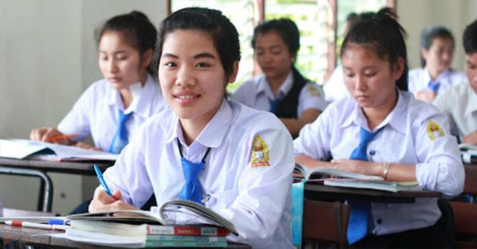Laos to reopen schools across the country (Photo BEQUAL)