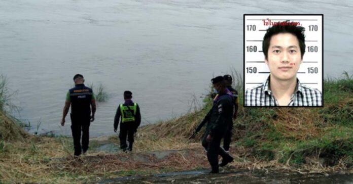 Thai police chief Jo Ferrari may have fled to Laos