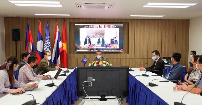 MRC, Israel team up to tackle Mekong River's plight