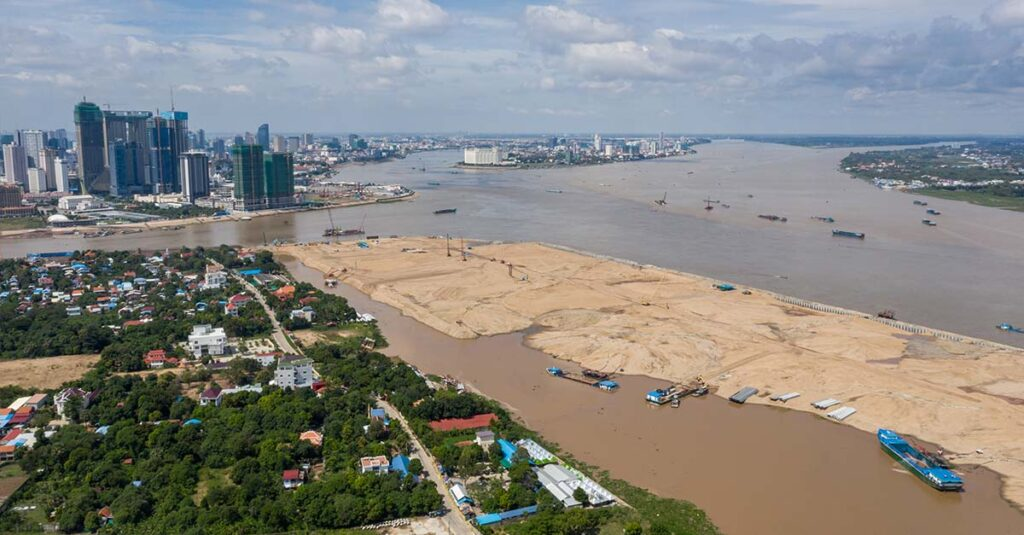 The Lower Mekong region remains highly vulnerable to increased flood and drought.
