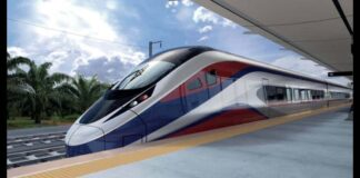 First Passenger Train of Laos-China Railway to Arrive in Laos on Friday